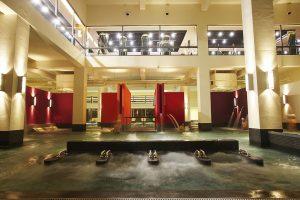 南方莊園渡假飯店-聯誼會水療設施