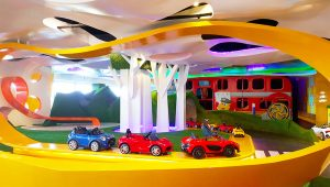 南方莊園渡假飯店-Dino親子館